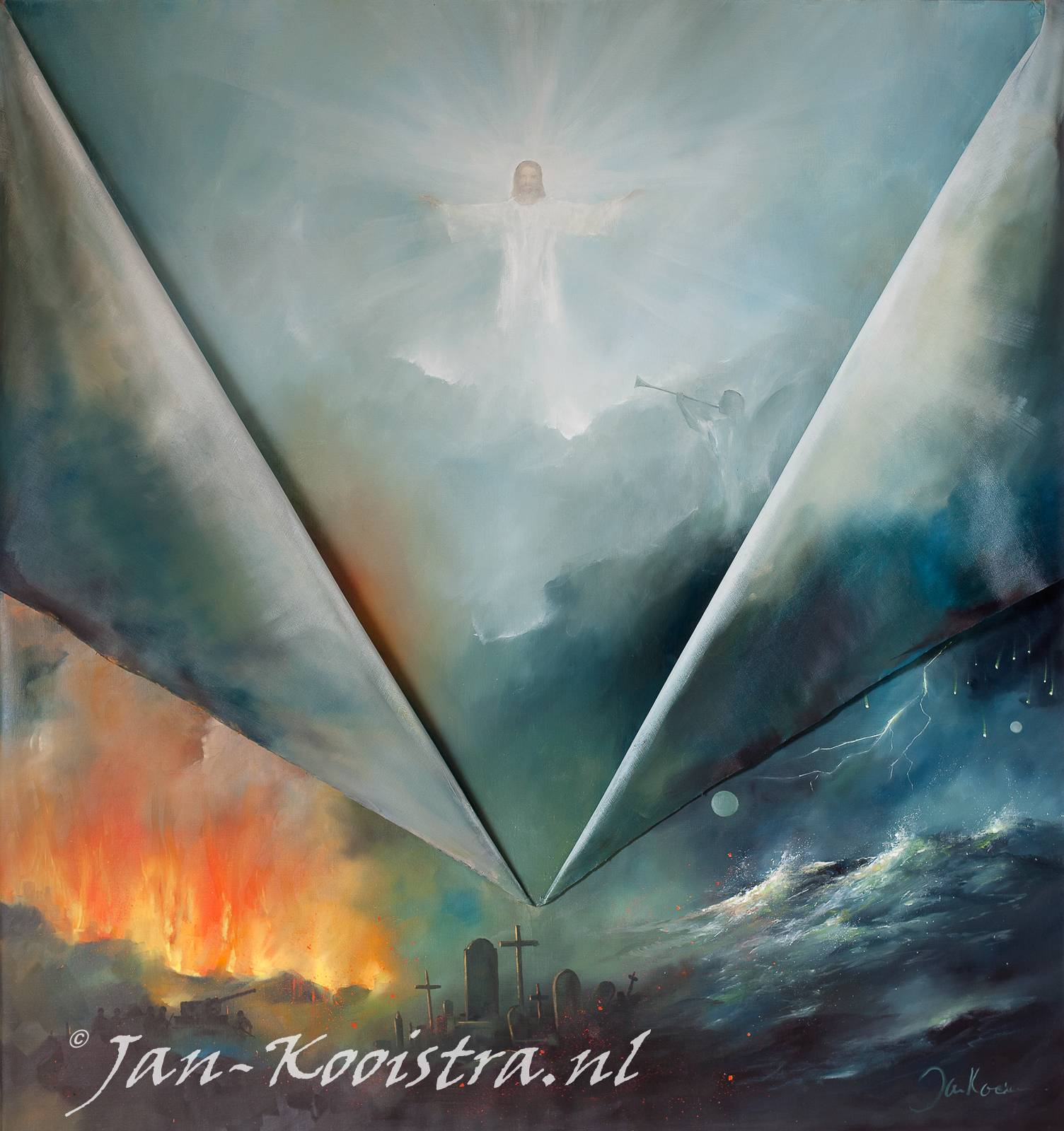 De wederkomst   Mattheus 24:30     Marcus  13-24,24