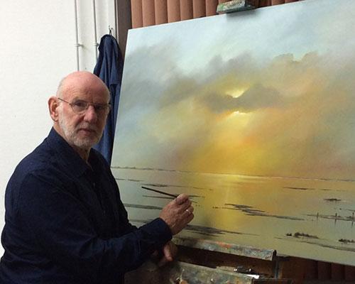 Jan Kooistra, kunstschilder